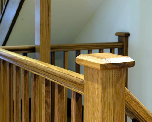Bespoke Joinery Staircases Kent London